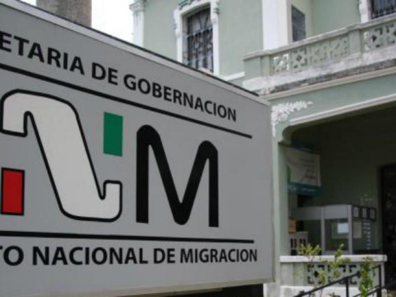 Migración devuelve a 111 hondureños a su país