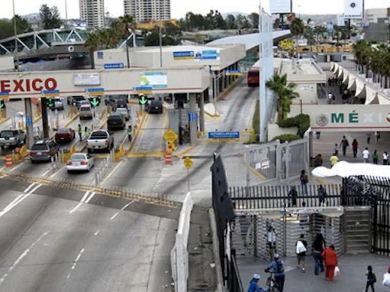 Migración retoma control del cruce fronterizo El Chaparral