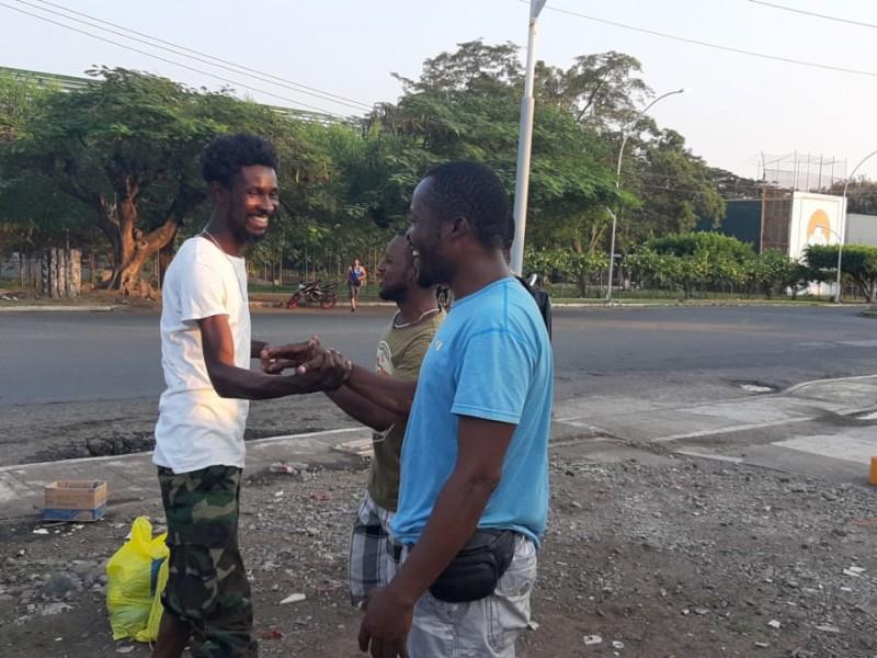 Migrantes africanos parten en busca del sueño americano