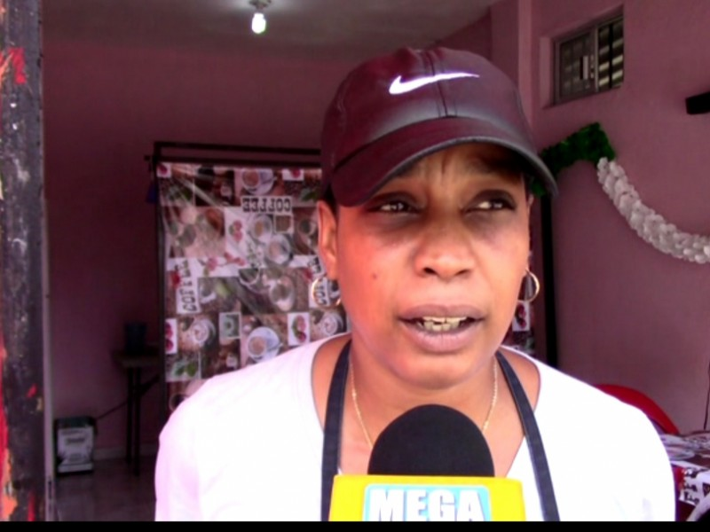 Migrantes cubanas deciden emprender en Tapachula