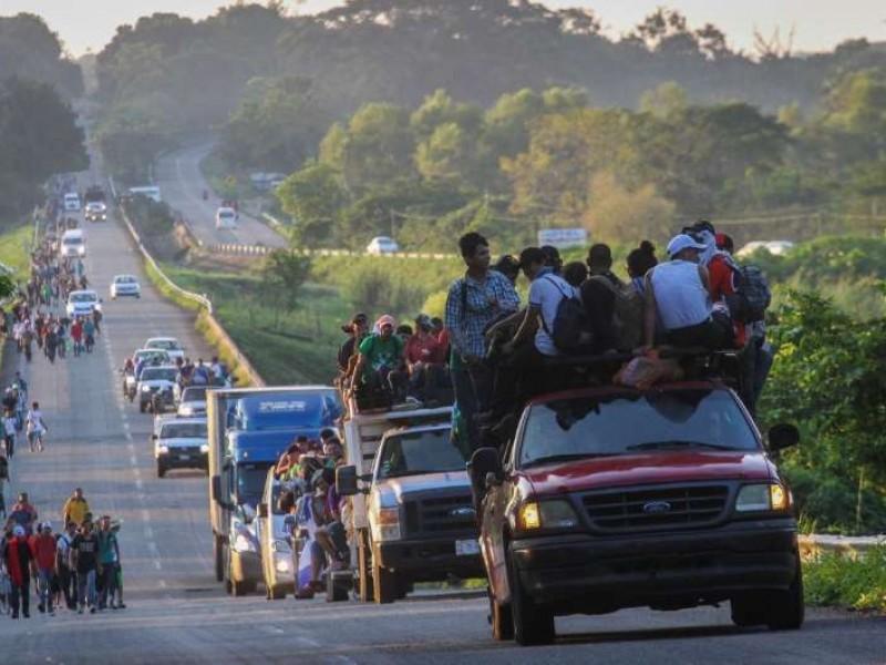Migrantes piden garantías de seguridad en México