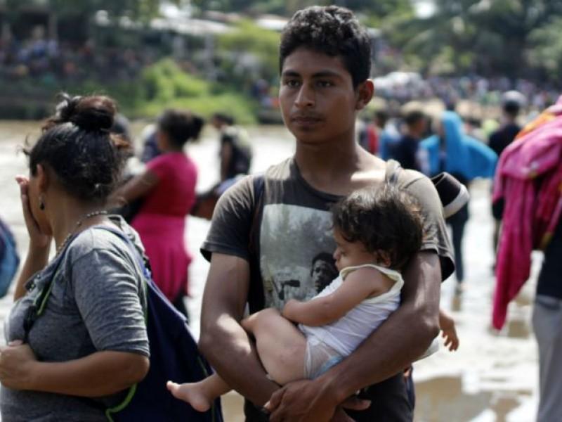 Migrantes podrían quedarse a trabajar en México
