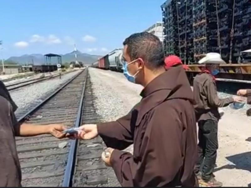 Migrantes se libran del Covid-19