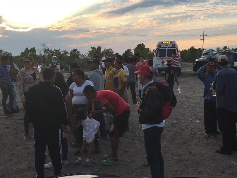 Migrantes serán bien recibidos en Cajeme