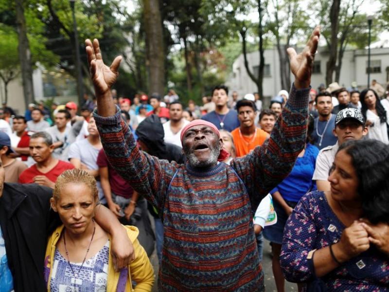 Migrantes serán reubicados en la Casa del Peregrino