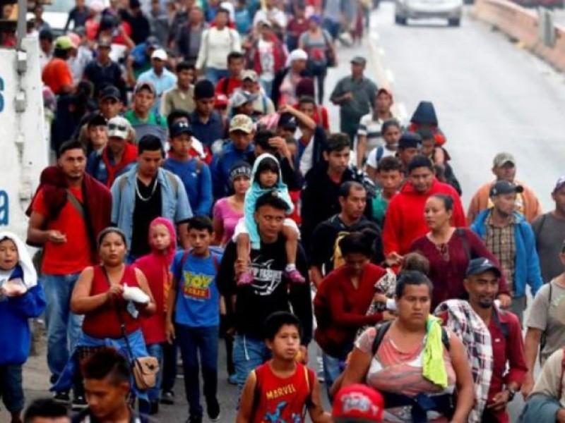 Migrantes son rechazados en México