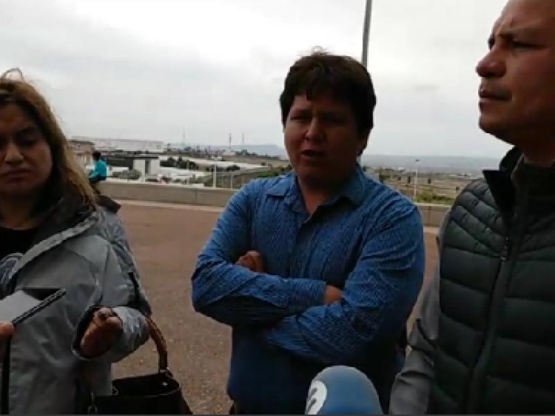 Miguel Auza exige justicia para Noé