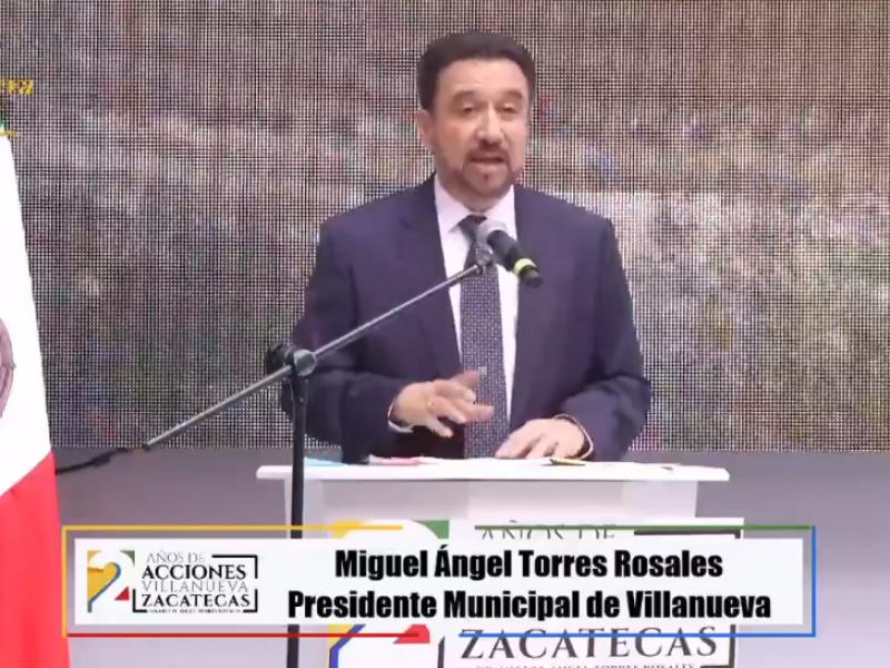 Miguel Torres pide distribución equitativa de recursos  al Gobierno