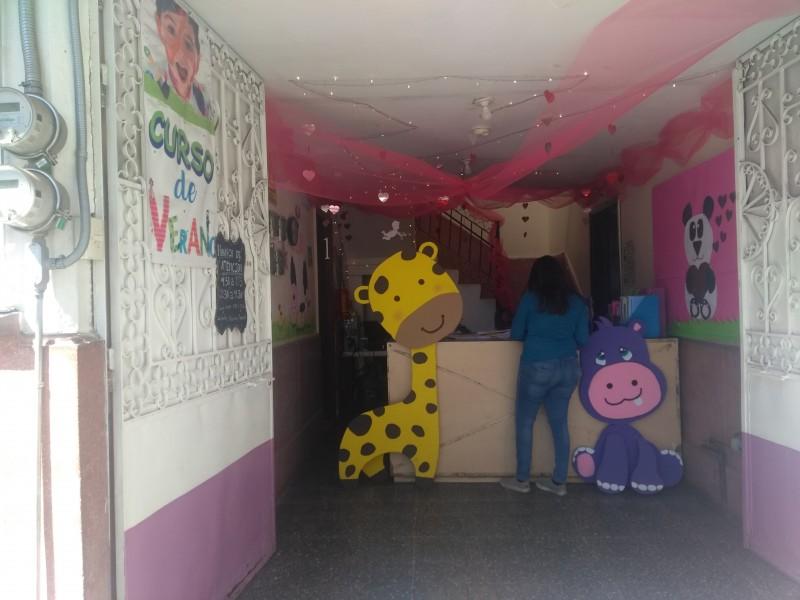 Mil estancias infantiles podrían cerrar en EDOMEX