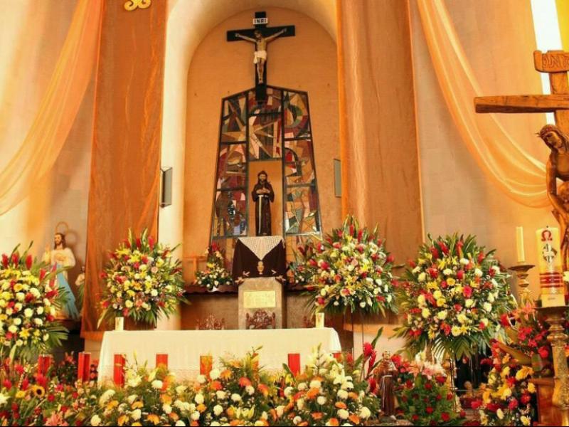 Miles de peregrinos arribarán al municipio de Ixtlán
