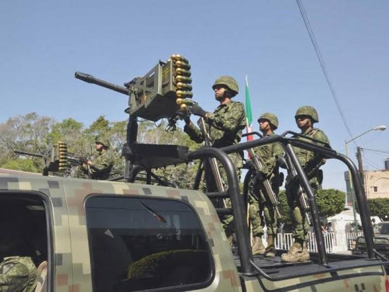 Militares habrían provocado muerte de niña en Tamaulipas