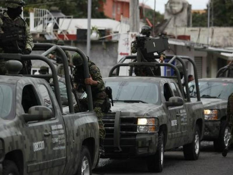 Militares retenidos tras enfrentamiento con huachicoleros en Hidalgo
