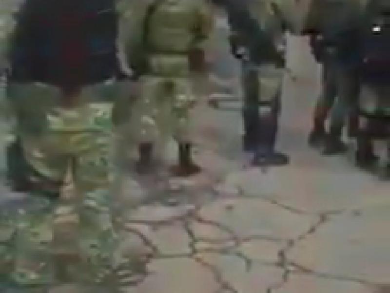 Militares y presuntos huachicoleros se enfrentaron en Texmelucan