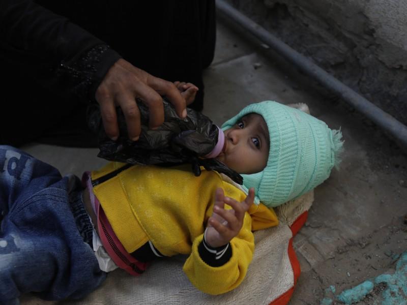 Millones de niños no reciben los alimentos que necesitan: UNICEF