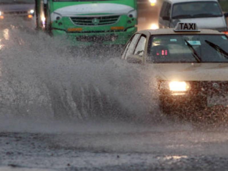 Milpa Alta y Tlalpan, en alerta por lluvias
