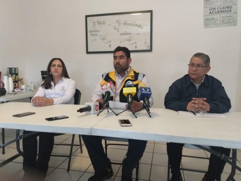 Minera Santa Cruz suspende temporalmente operaciones