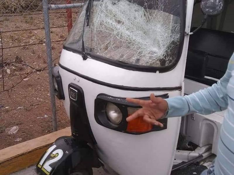 MOCRI realiza actos vandálicos en Jiquipilas