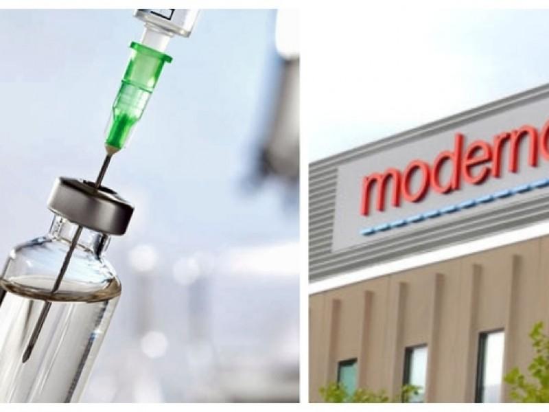 Moderna pedirá aprobación de emergencia de su vacuna contra COVID-19