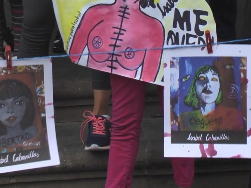 Modificación al código penal, retroceso legal: Mara Muñoz