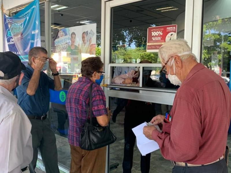 Modifican consumo mensual de agua para pensionados y jubilados