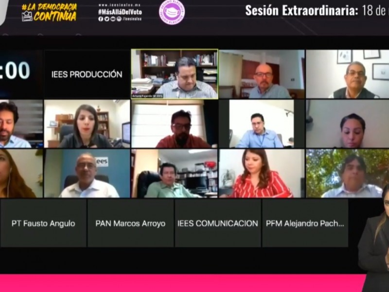 Modifican convenio de coalición entre PRI, PAN y PRD