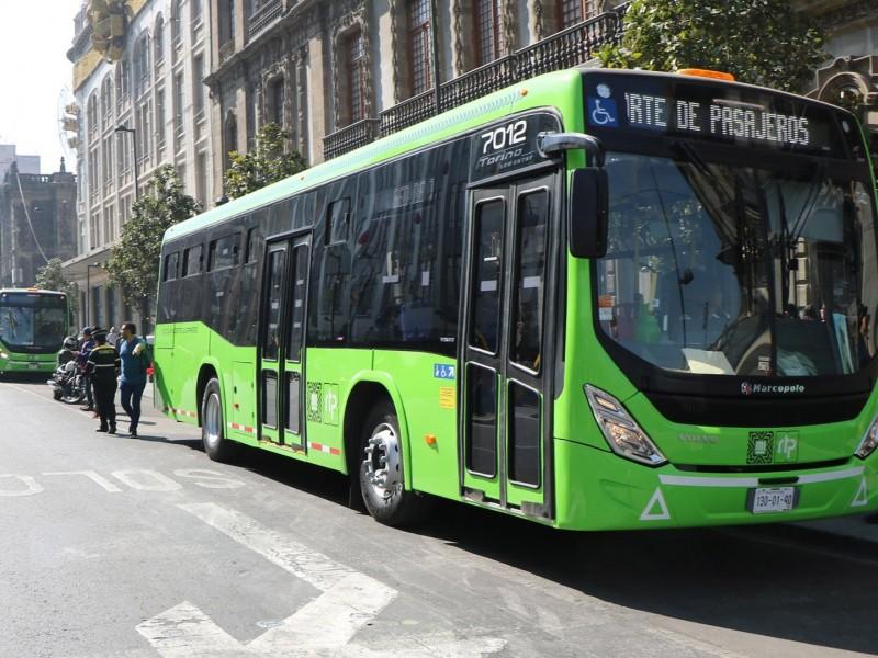 Modifican rutas de RTP por línea 5 del Metrobús