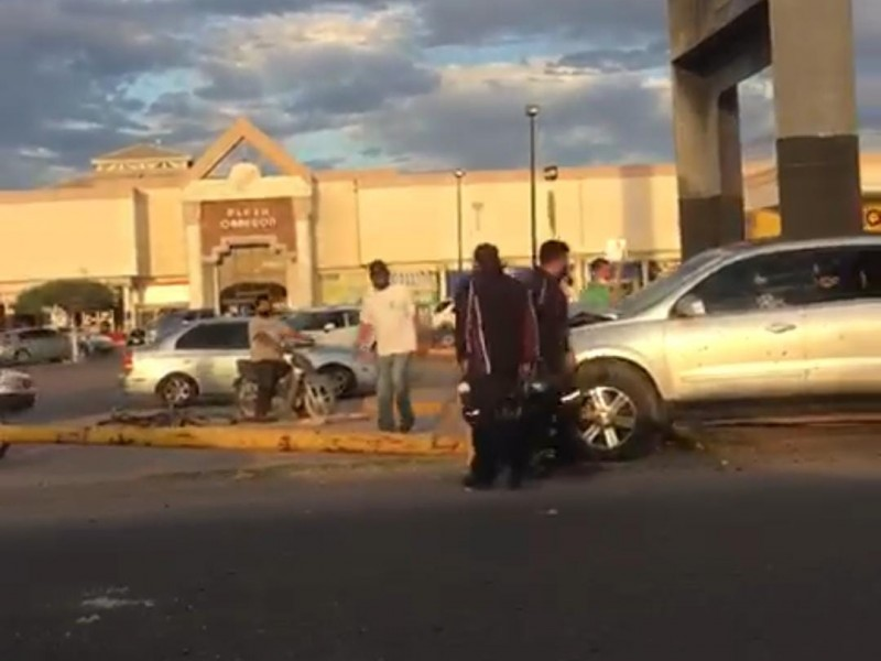 Momentos de pánico en Ciudad Obregón tras balacera