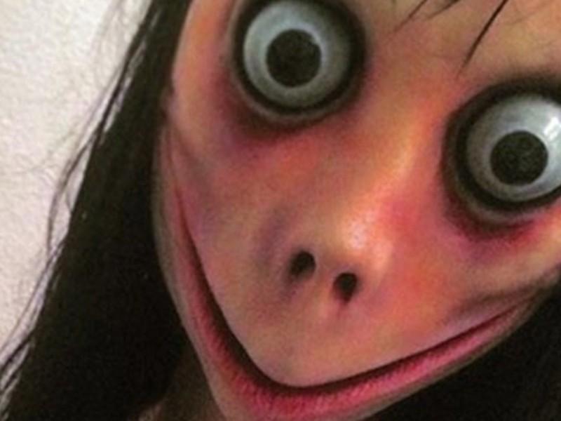 Momo regresa, ahora en videos infantiles