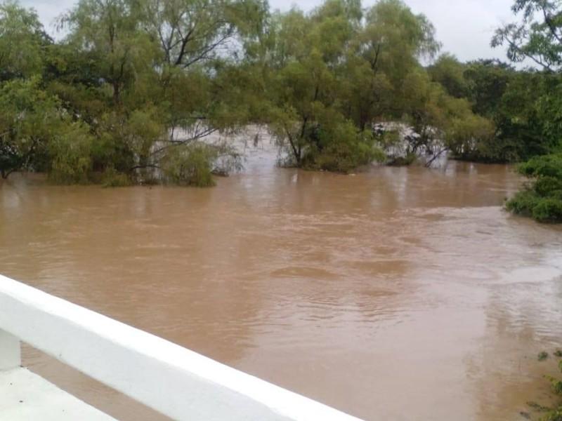 Monitoreo permanente por lluvias en Zona Oriente del Istmo