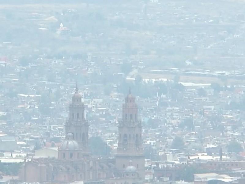 Morelia no está tan grave en contaminación: edil