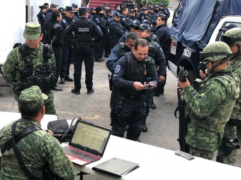 Morelos estrena a la Guardia Nacional