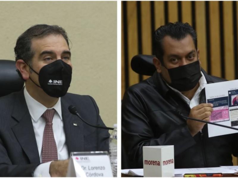 Morena acusa al INE de sabotear la consulta popular