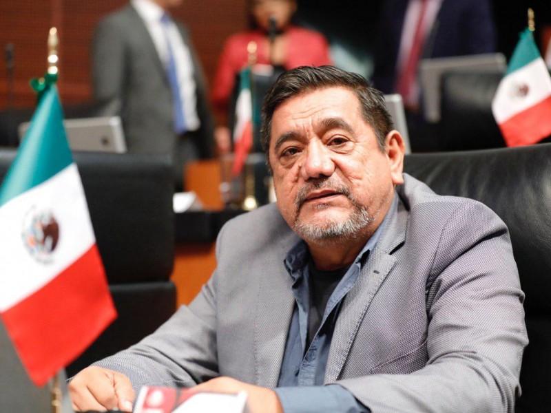 Morena baja la candidatura de Felix Salgado Macedonio