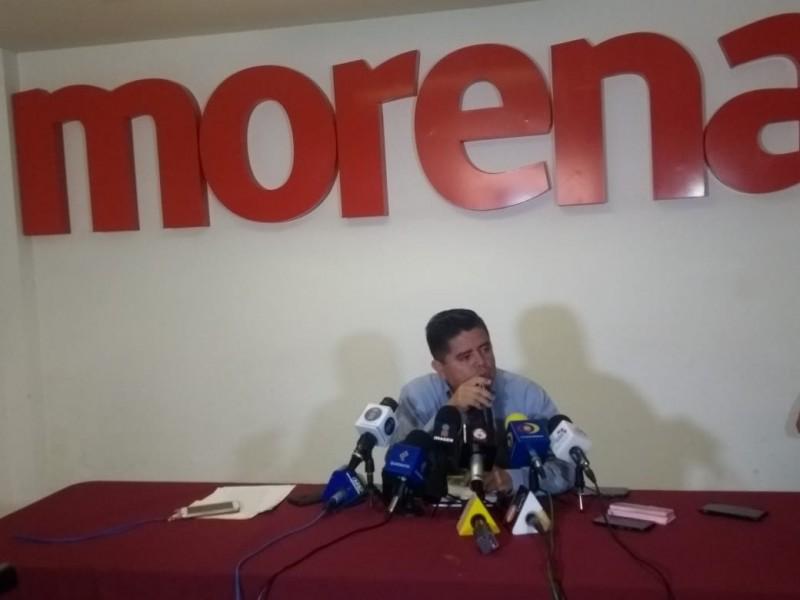 Morena critica estrategia de seguridad en Michoacán
