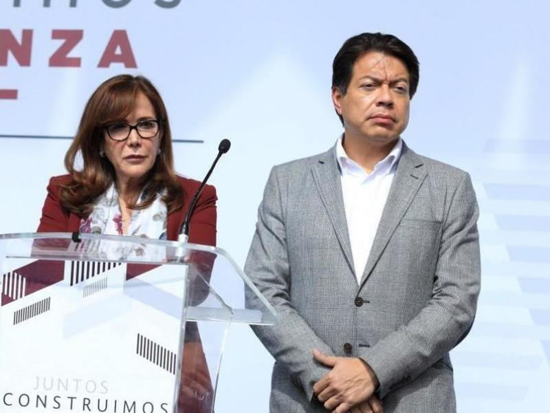 Morena es incapaz de ponerse de acuerdo: Ciro Murayama