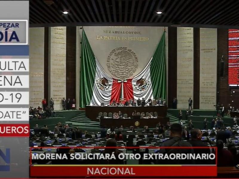 Morena insiste en el desafuero de Toledo y de Huerta