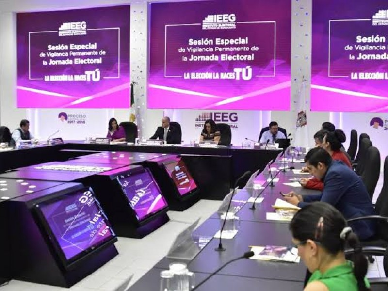 Morena pelea 9 municipios de Guanajuato ante presentó fraude electoral