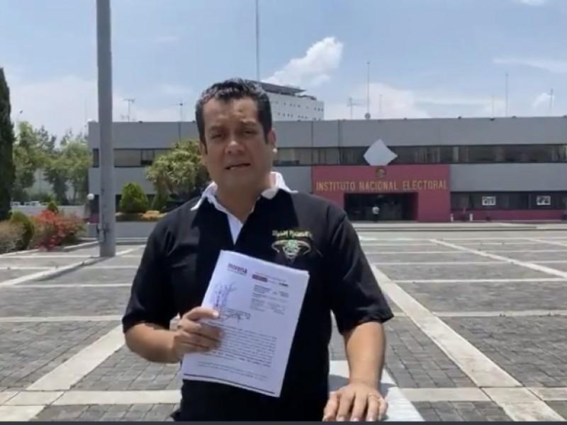 Morena pide al INE investigar financiamiento de grupos opositores