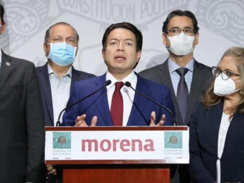 Morena reduce su estructura directiva en San Lázaro
