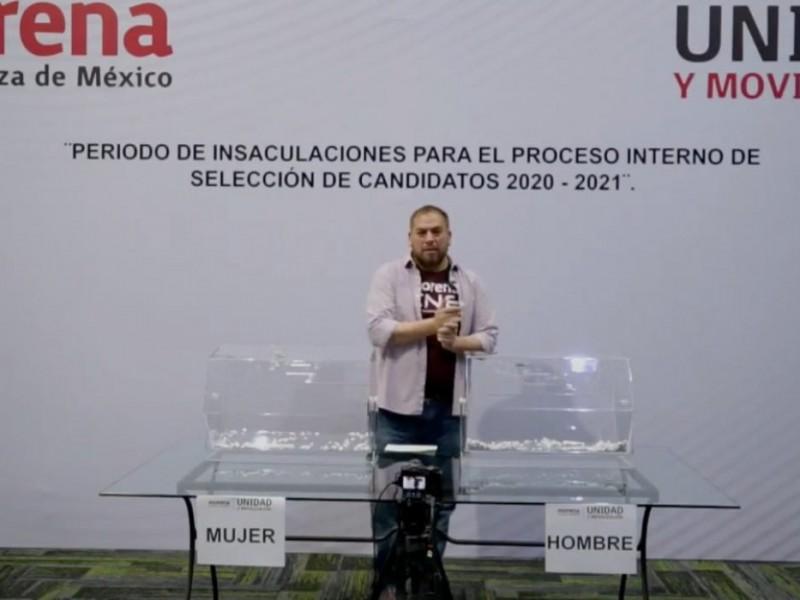 Morena sorteó nueve plurinominales de Guerrero
