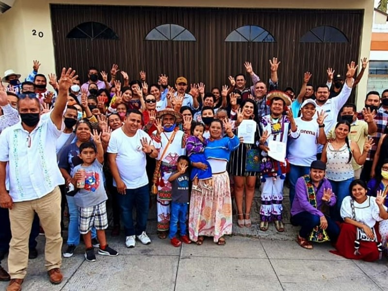 Morenistas impugnan lista de diputados plurinominales