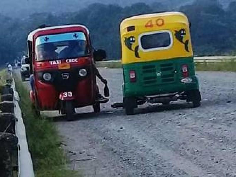 Mototaxis sin regulación; incrementan tarifa