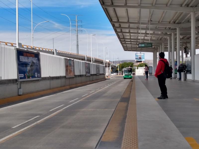 Movilidad baja en León; distintos factores disminuyen demanda del SIT