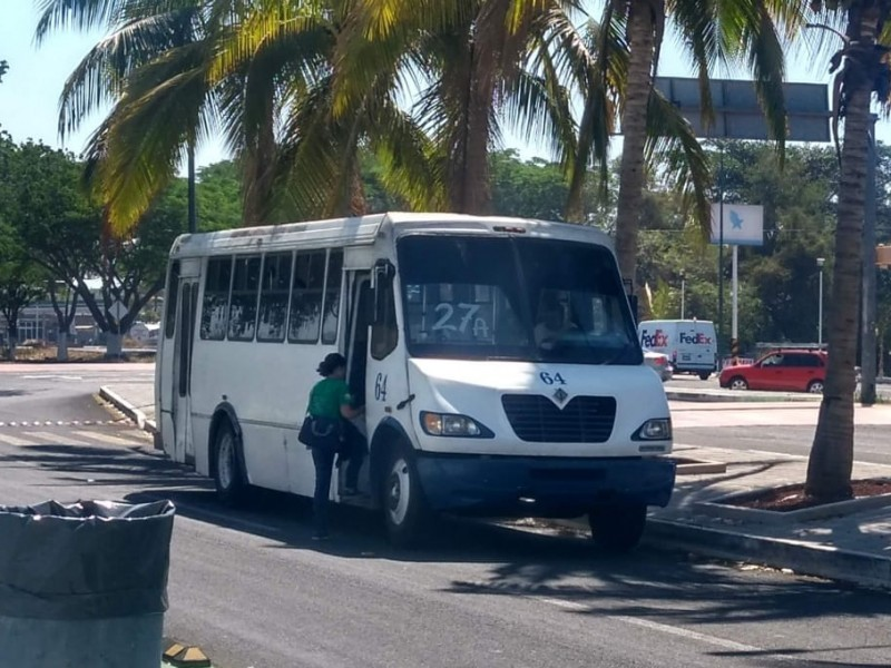 Movilidad en Colima paralizada por Covid-19