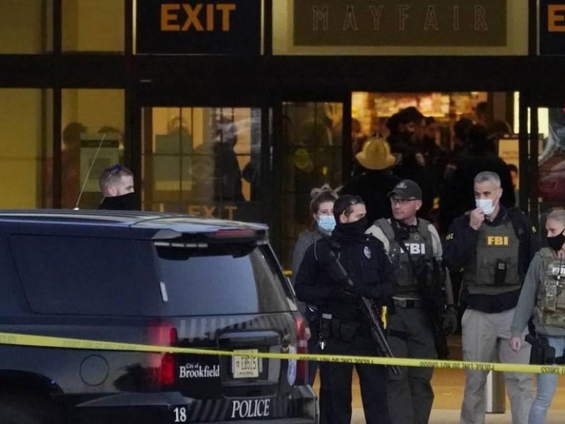 Movilización por tiroteo en Wisconsin