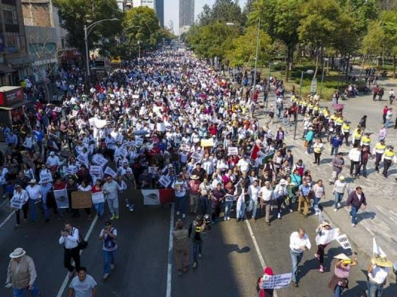 Movilizaciones sociales afectarán vialidad en tres alcaldías