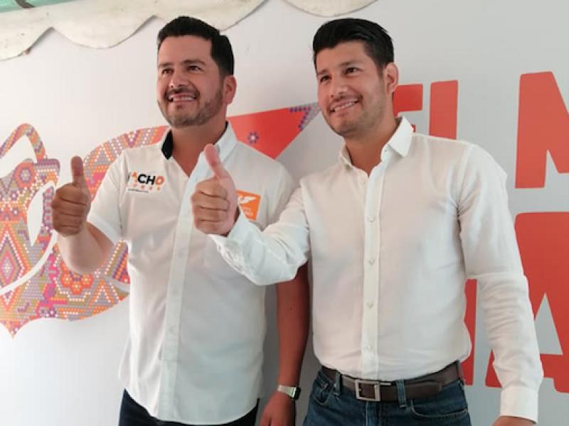 Movimiento ciudadano registra sus candidatos a diputados locales