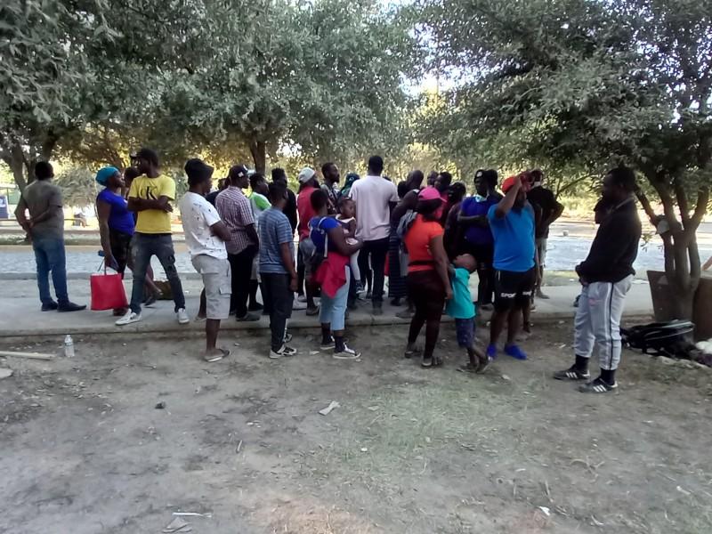 Movimiento de migrantes cambia de goteo a flujo de masas