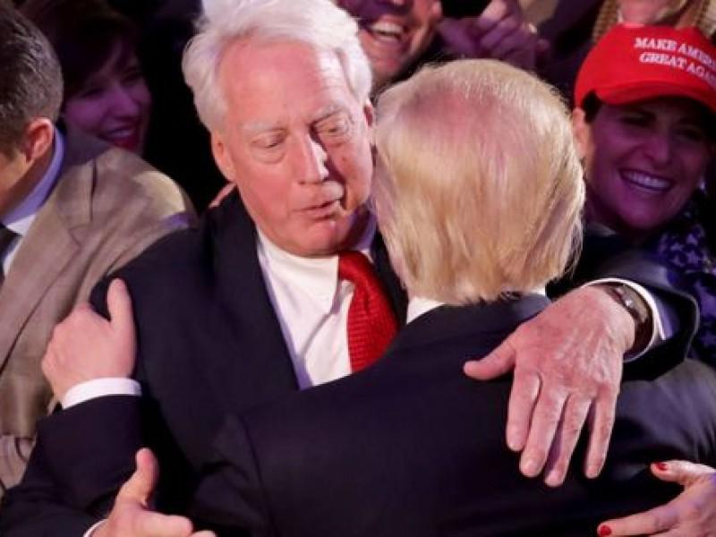 Muere a los 71 años Robert Trump