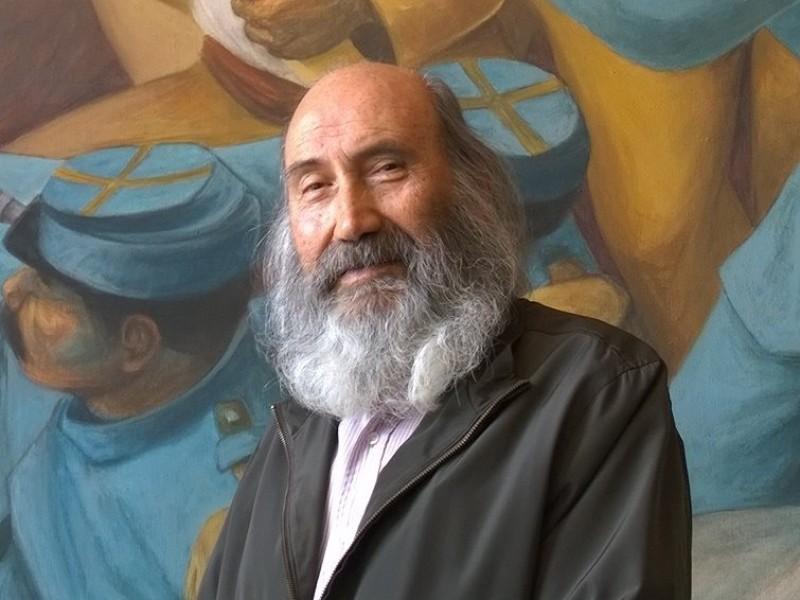 Muere a los 87 años el muralista Antonio González Orozco